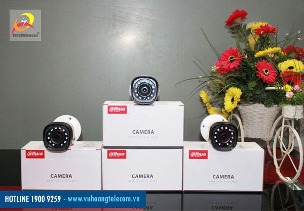 camera Dahua HFW1200RP-S3 - 2