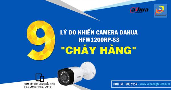 camera Dahua HFW1200RP-S3