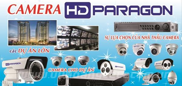 Chính sách phân phối camera HDParagon  - 3