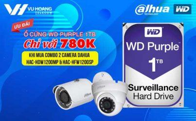 Mua ổ cứng WD Purple 1TB giá chỉ 780,000đ