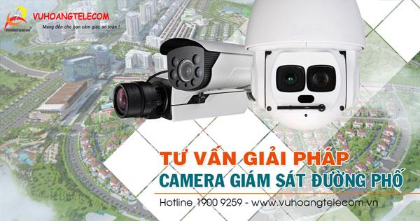 giải pháp camera đường phố