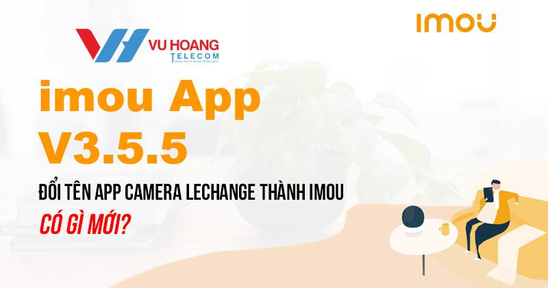 App Imou mới