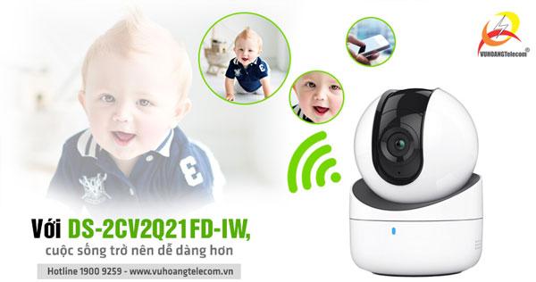 camera DS-2CV2Q21FD-IW