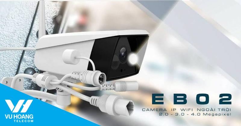 Camera Wifi không dây Ebitcam EB02