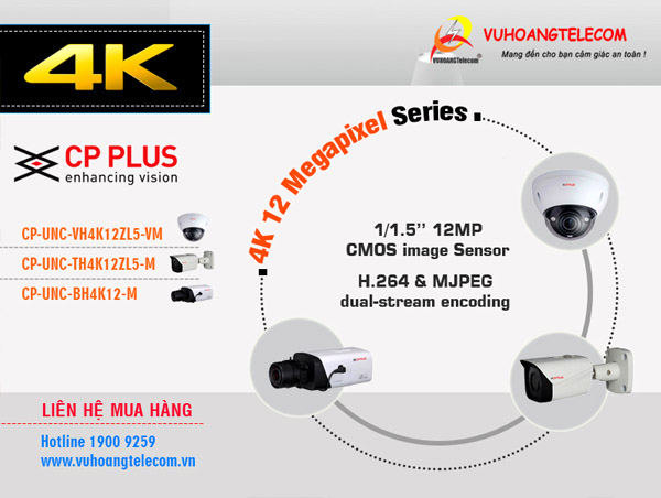 camera IP CP Plus 12MP