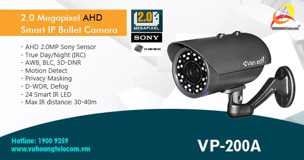 Kit AHD 2MP Vantech chip Sony -3