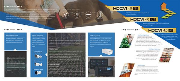 Thiết bị Camera HDCVI công nghệ IoT của hãng Dahua