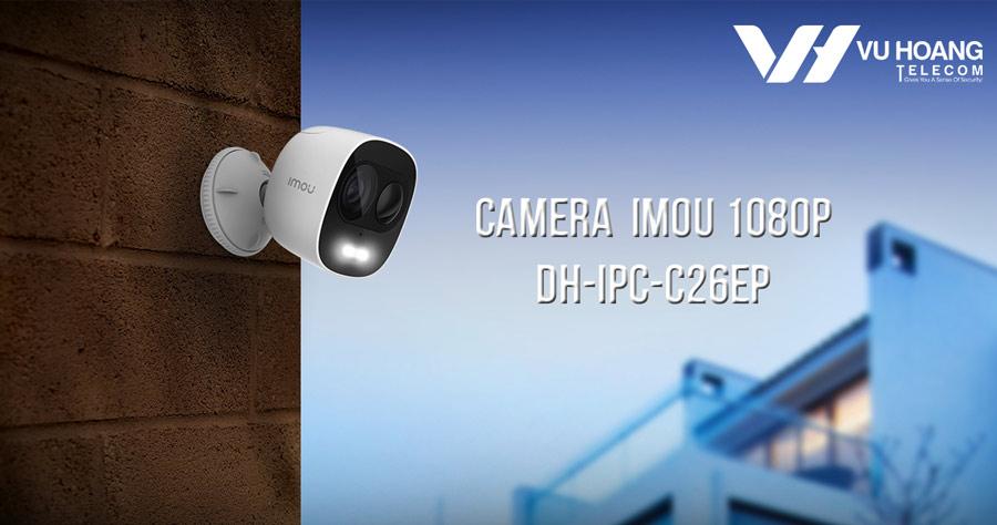 Bán Camera Wifi Imou LOOC DH-IPC-C26EP chính hãng