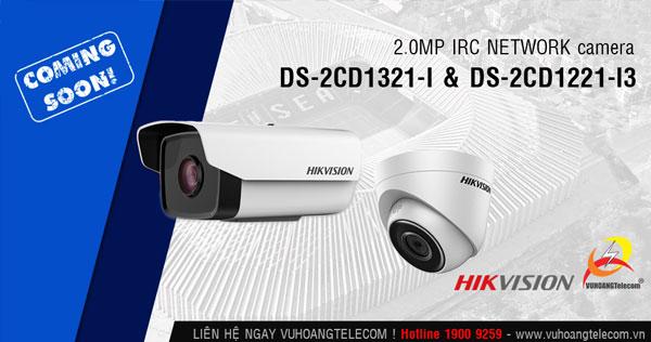 ra mắt camera Hikvision mới