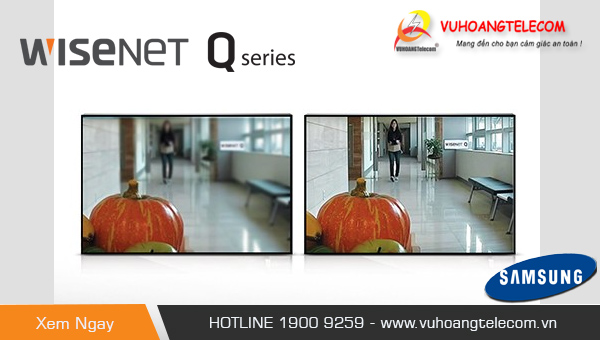 camera IP Samsung wisenet Q  -4