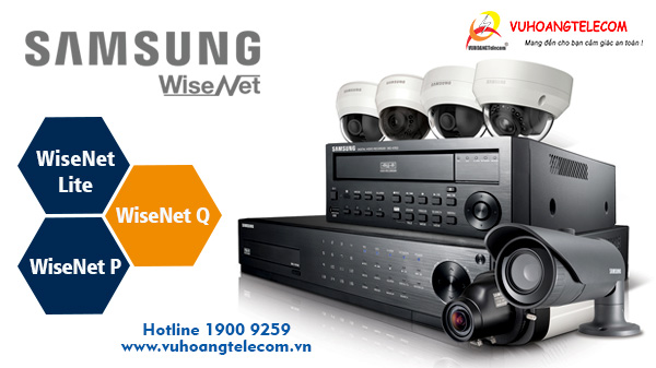 Camera IP Samsung WiseNet