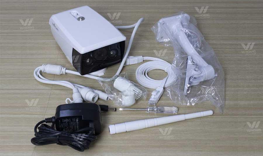 Trọn bộ camera IP Wifi EBITCAM EBO2 1080P