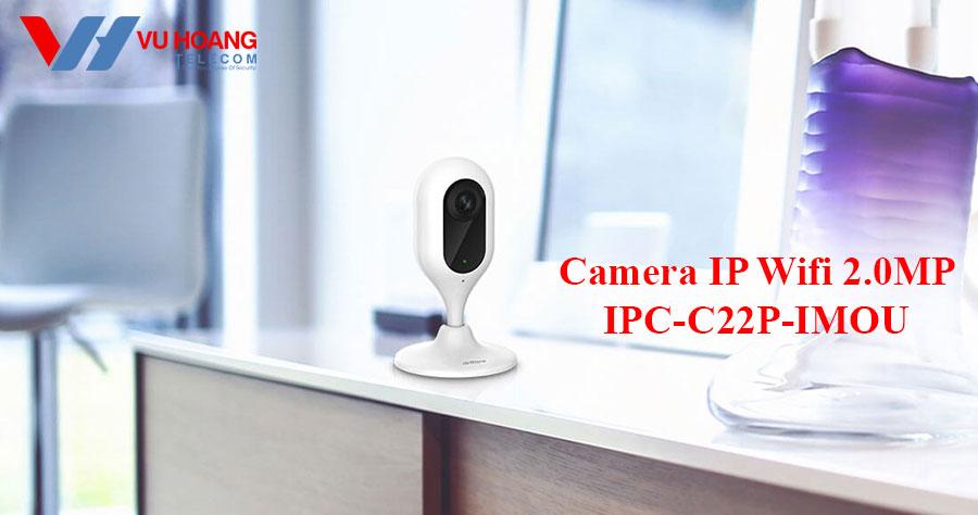 Camera IP Wifi 2.0MP IPC-C22P-IMOU