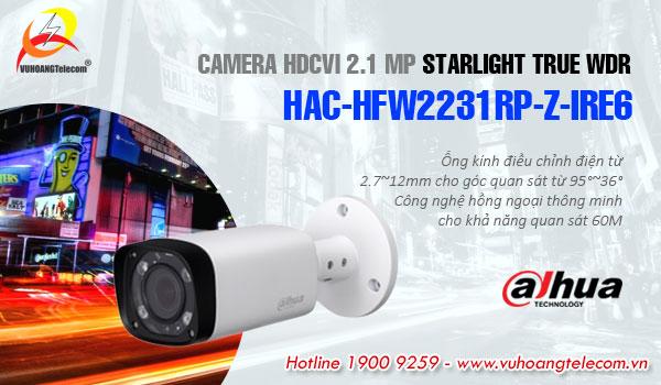 Camera starlight Dahua chống ngược sáng -2