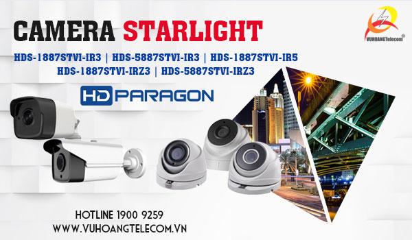 camera starlight HDParagon