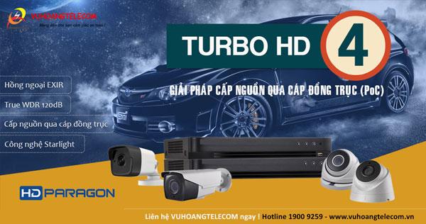 Camera Turbo HD HDParagon