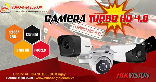 Camera Turbo HD Hikvision