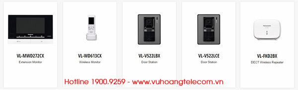 chuông cửa màn hình Panasonic VL-SWD272VN-2