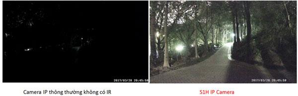 Thử nghiệm thực tế camera starlight TVT trong môi trường ánh sáng đạt 0.0.2 Lux
