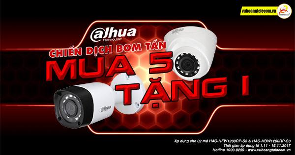 camera Dahua HFW1200RP-S3 - 3