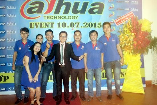 Event Dahua 2015