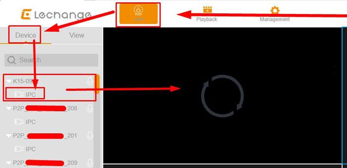 Cách xem trực tuyến Camera Imou DH-IPC-C26EP