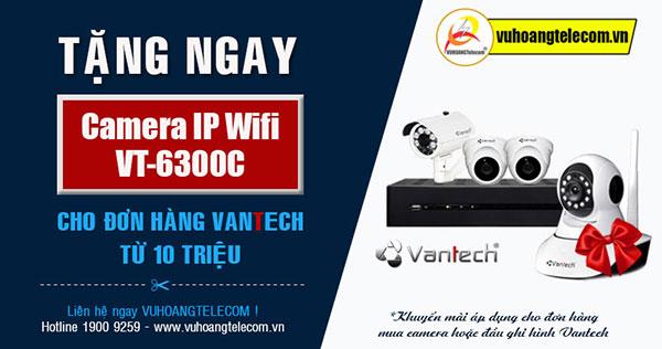 camera wifi VT6300C  -2