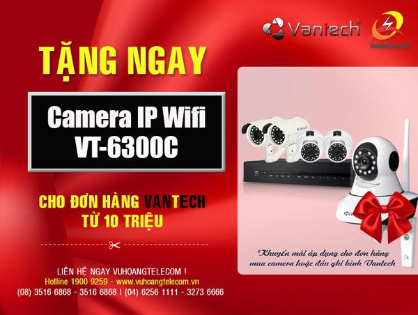 camera wifi VT6300C