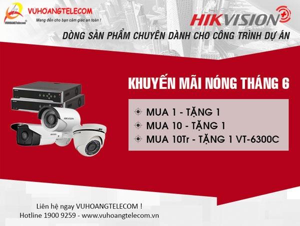 khuyến mãi camera Hikvision Plus -2