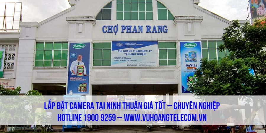 lap dat camera Ninh Thuan