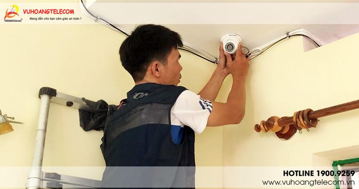 Lắp đặt camera tại quận 4 cho chung cư Khánh Hội 1