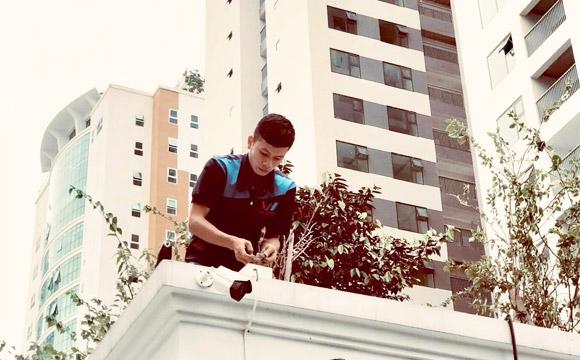 lap dat camera gia re tai khu vuc Di An Binh Duong