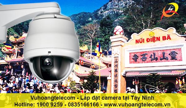 lap dat camera Tay Ninh