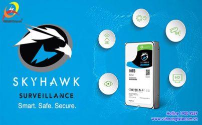 Ưu điểm nổi bật của ổ cứng Seagate Skyhawk