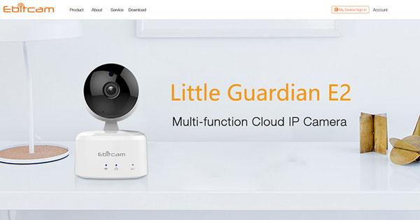 Download phần mềm camera Ebit cam