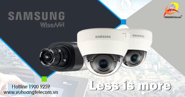 phân phối camera Samsung uy tín