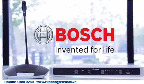 Phân phối thiết bị âm thanh BOSCH -2