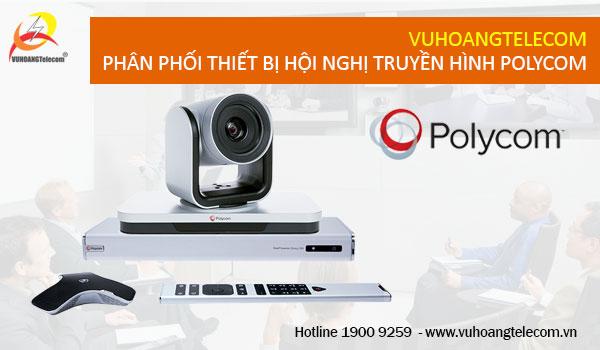 Phân phối thiết bị hội nghị truyền hình POLYCOM  -2