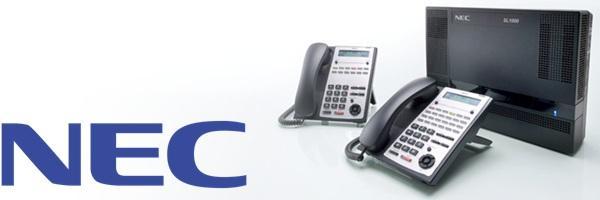 Phân phối tổng đài điện thoại NEC - 2