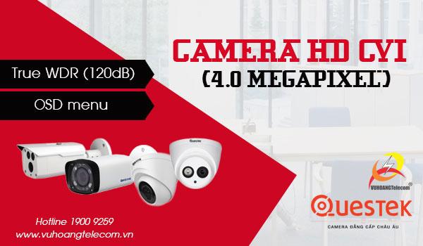 camera HDCVI 4MP