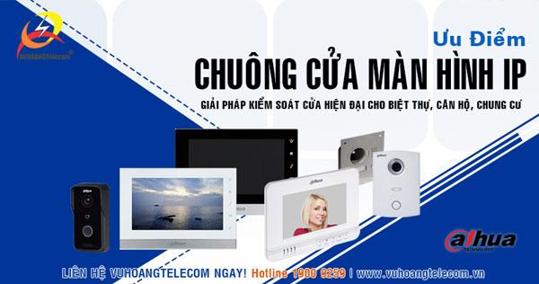 mua chuông cửa màn hình Dahua giá rẻ