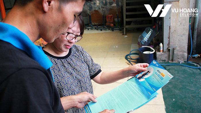 Hướng dẫn thông tin giấy tờ hỗ trợ khách hàng sau khi nghiệm thu