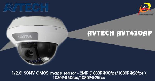 Avtech AVT420AP