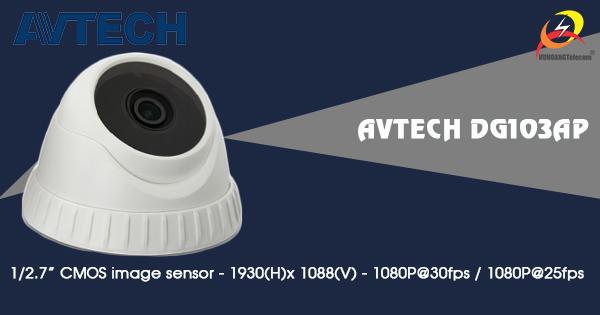 camera HDTVI AVTECH bán chạy -3