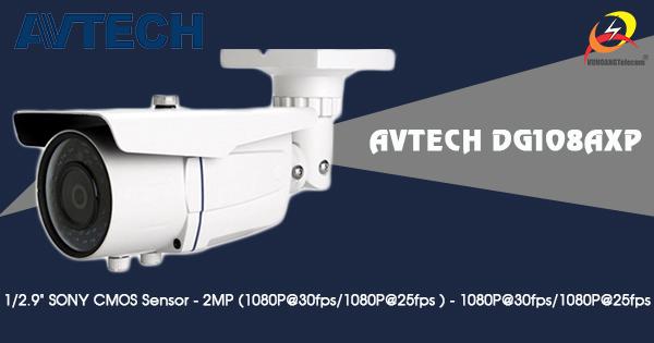 Avtech DG108AXP