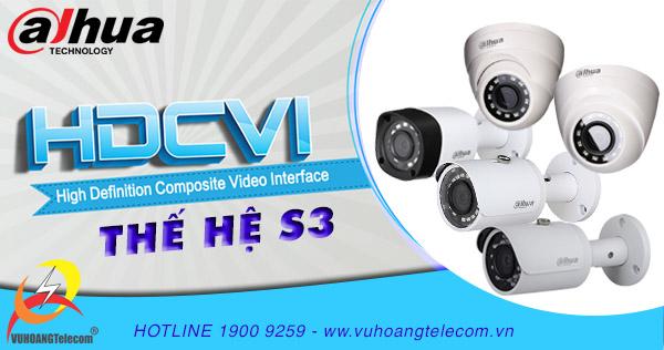 Camera HDCVI thế hệ S3 Dahua -5