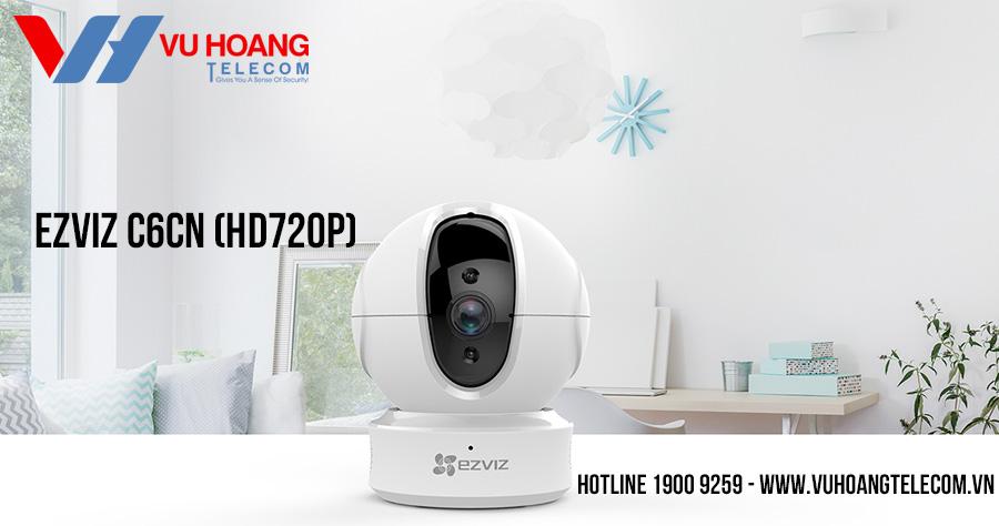 Camera Wifi thông minh EZVIZ C6CN