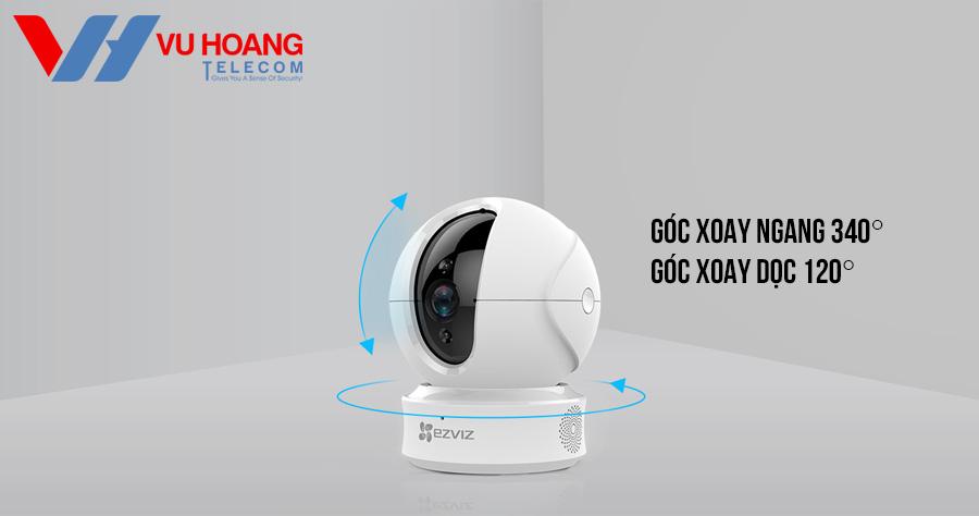 Camera Wifi thông minh EZVIZ C6CN chất lượng