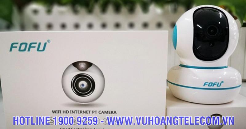 Camera IP Wifi 1.0MP FOFU FF-C6C