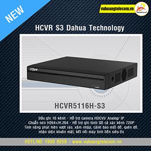 Đầu ghi HCVR S3 Dahua - 4